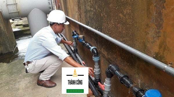 Đội ngũ thợ sửa ống nước phải là những người có tay nghề