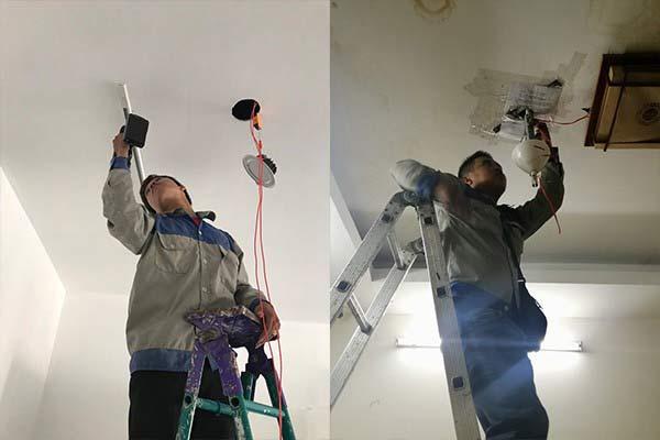 Dịch vụ chúng tôi chuyên sửa chữa, khắc phục các sự cố về điện nước
