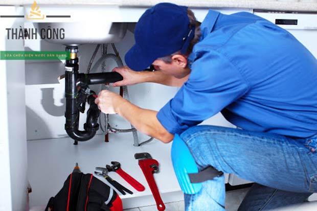 Dịch vụ sửa chữa đường ống nước TP Vinh