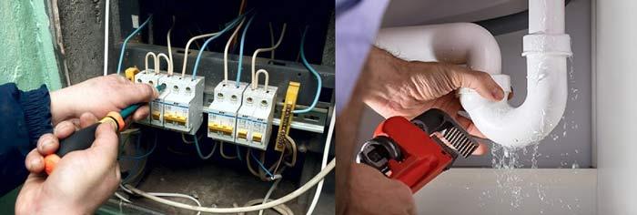 Sửa chữu điện nước tại Con Cuông
