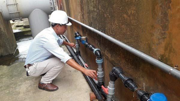 Thợ sửa nước tại nhà