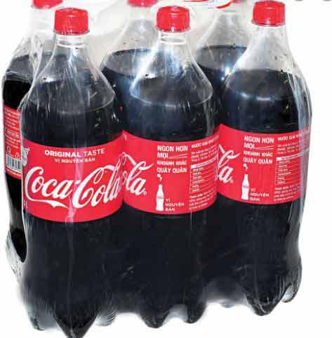 Sử dụng coca để thông tắc thoát sàn