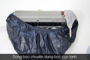 Dụng cụ chuyên dụng để vệ sinh điều hòa