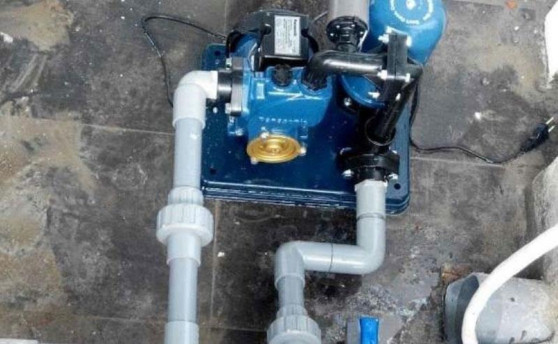 Sửa máy bơm nước không hoạt động