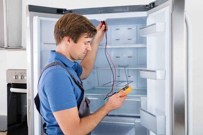 Quy trình dịch vụ sửa tủ lạnh tại Vinh