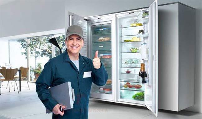 Vì sao nên chọn dịch vụ sửa tủ lạnh của Thành Công