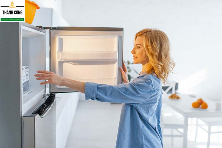 Một số vấn đề cần lưu ý khi mua tủ lạnh cũ