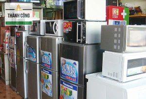 Thu mua tủ lạnh cũ tại TP.Vinh giá cao