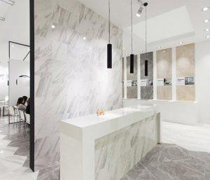 Tấm nhựa PVC vân giả đá là vật liệu trang trí nội thất